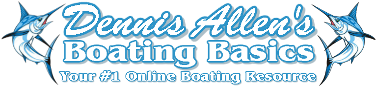 Dennis Allens Boating Basics Logo cr 768-178
